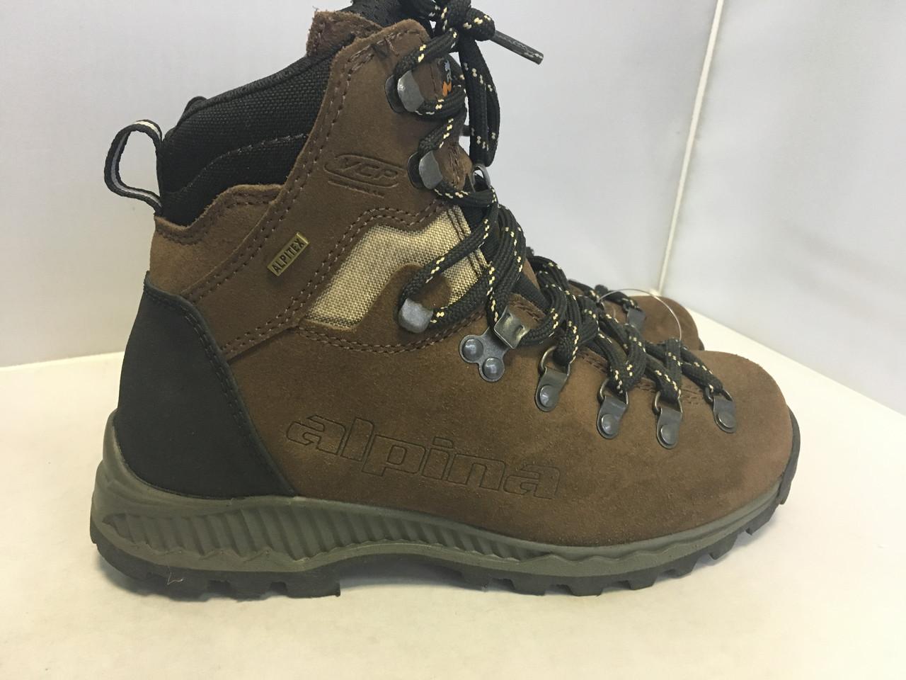 Женские трекинговые ботинки Alpina