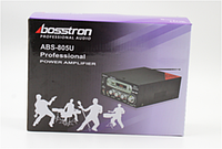 Усилитель AMP 805 BT, Звуковой усилитель, Усилитель аудио, Усилитель с юсб, Усилитель мощности звука