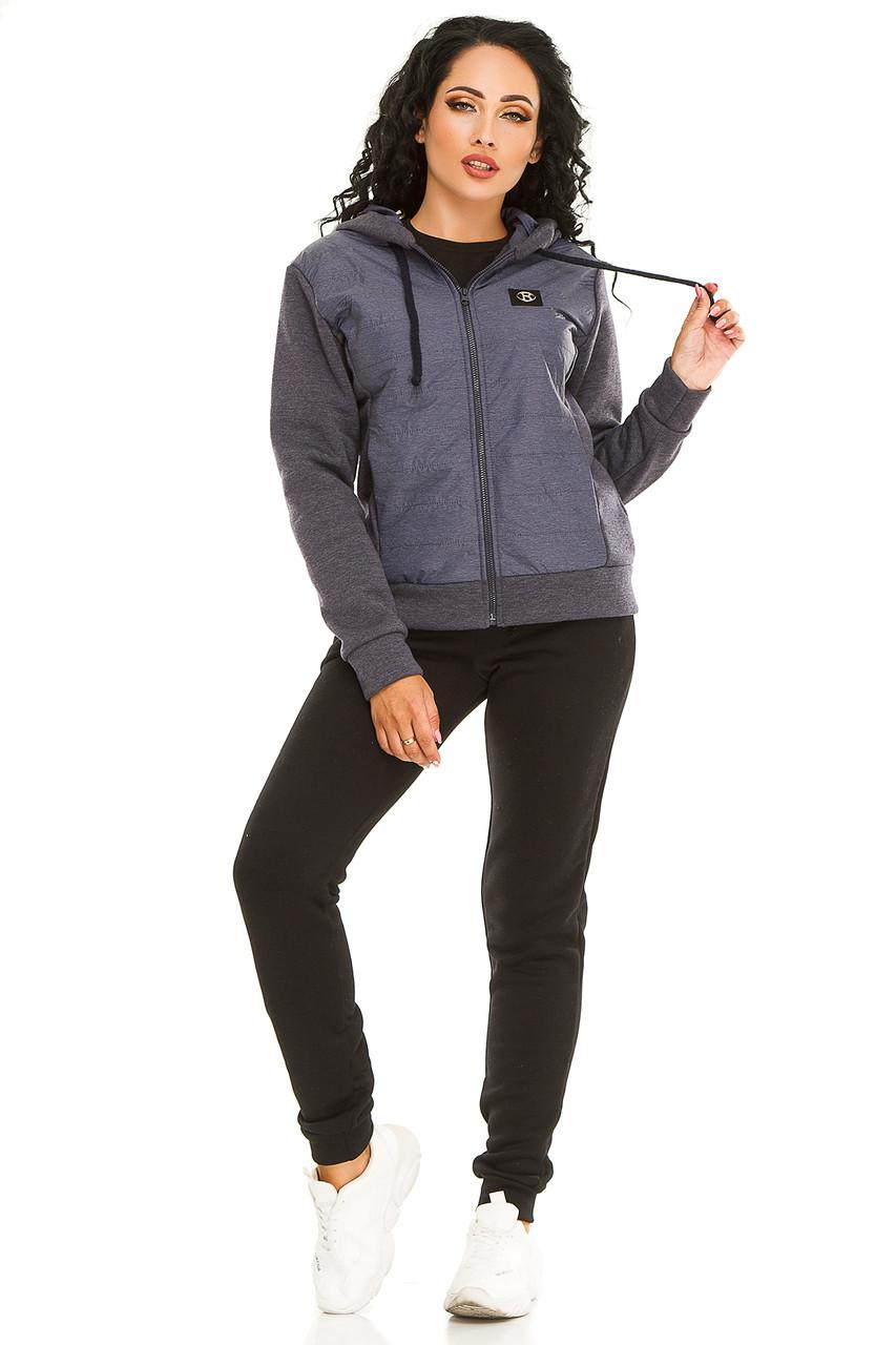 Женская спортивный костюм 731 джинс