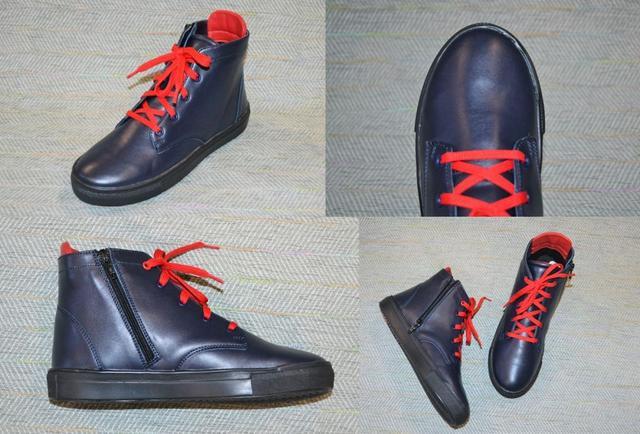 Подростковые ботинки, девочка, Мальвы фото