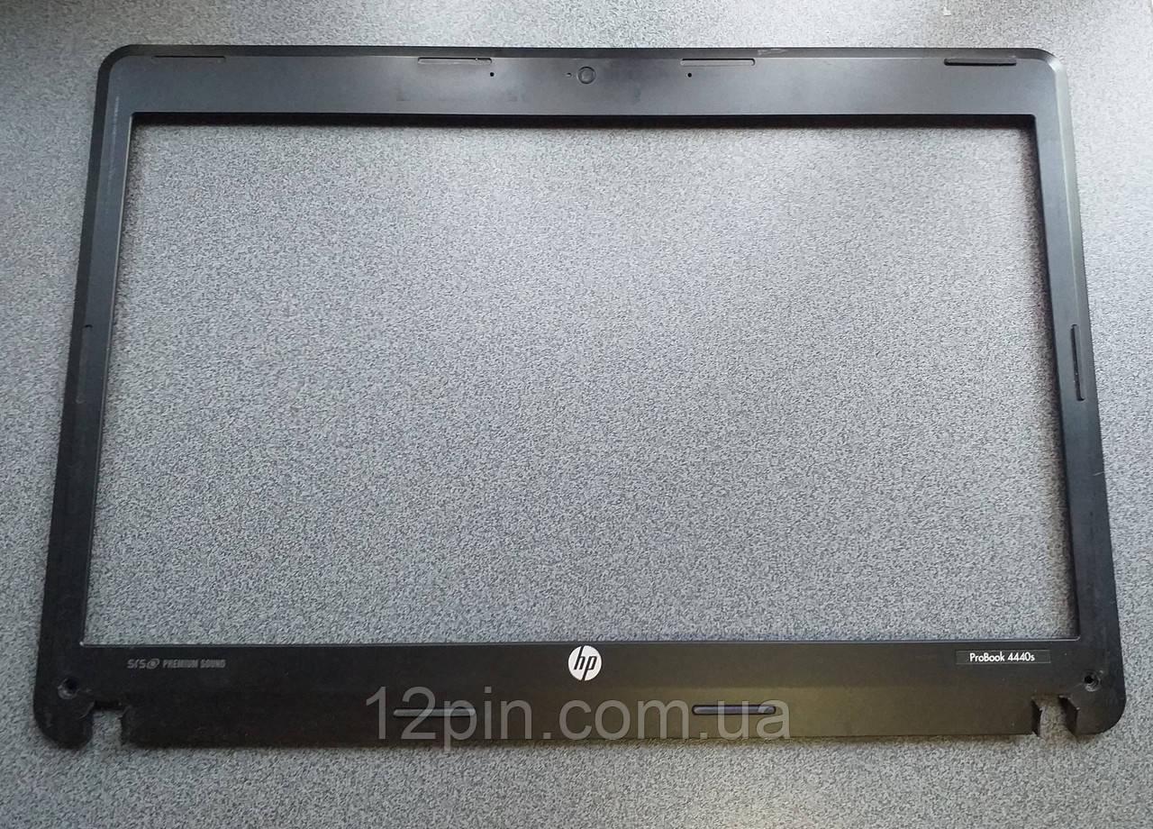 Рамка матрицы ноутбука hp probook 4440s б/у оригинал