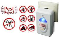 Электромагнитный отпугиватель насекомых и мишей Pest Reject 10.5х6.5 см