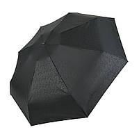 """Женский механический мини-зонт Flagman """"Малютка"""", черный, 704-3"""