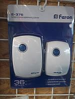 Звонок Беспроводной Дистанционный Feron E-376 36 мелодий