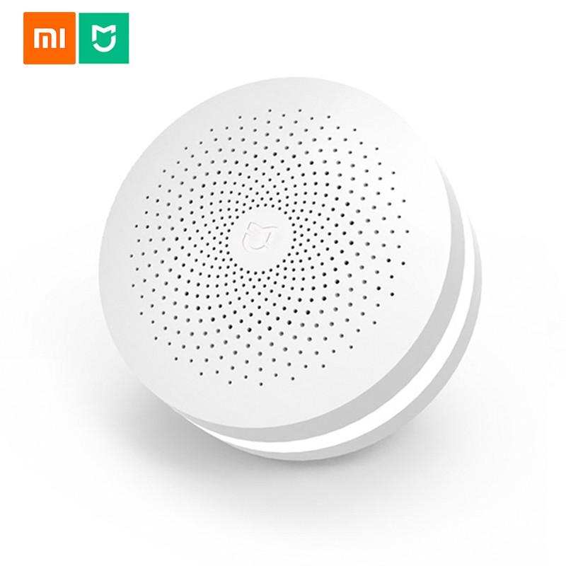 Модуль управления (Шлюз) умным домом Xiaomi MiJia Smart Home Gateway 2 (DGNWG02LM)