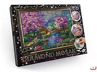 """Алмазная живопись """"DIAMOND MOSAIC"""", """"Цветущий сад"""" DM-01-05 scs"""
