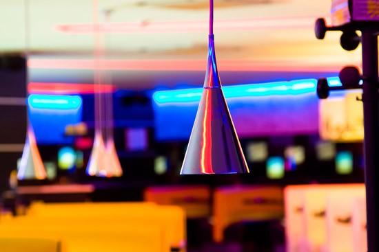 Светодиодное освещение ресторанов. Рекламное освещение. LED подсветка. Декоративное освещение.