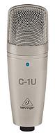 Микрофон Behringer C-1U + штатив