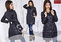 Стильная куртка пальто Бантик, фото 1