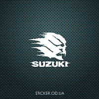 "Наклейка на авто ""Suzuki"""