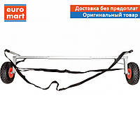 Тележка для надувной лодки Universal-Poly литые колеса, до 170 кг, клиренс 30 см