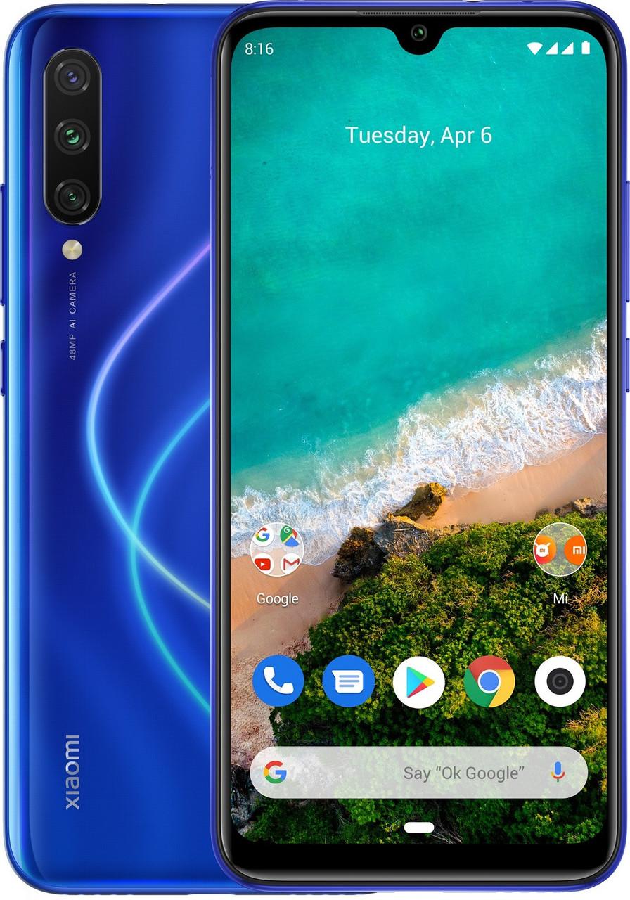 Смартфон Xiaomi Mi A3 4/64GB (Not just Blue) Global Version