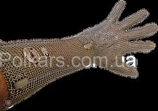 Перчатка 5-палая с отворотом 19 см