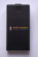 Чехол флип Flip PU кожа кожаный Acer Liquid Z150 Z5 Черный