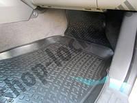 Коврики в салон Chevrolet TrailBlaizer II (12-) (полимерные) L.Locker