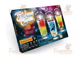 Гелевые свечки (Rainbow, Ocean Melody, Moulin Rouge) (РК-718058)