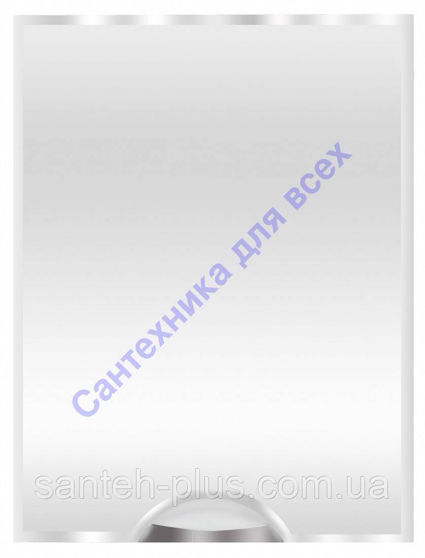 Зеркальный навесной шкаф  Грация-50