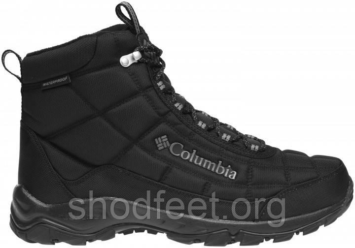 Мужские ботинки Columbia Firecamp Boot WP BM1766-012 (2019г)