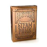 Карты игральные Bicycle Steampunk (gold) (РК-718318)