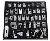 Набор комплект для швейной машины JANOME ŁUCZNIK SINGER SILVERCREST 42 элемента