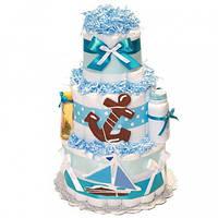 Торт из подгузников Anchor Якорь