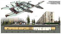 Сооружения метрополитена; # тоннели различного назначения в различных инженерно-геологических услови