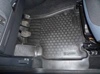 Коврики в салон Citroen Berlingo (08-) (полимерные) L.Locker, фото 1