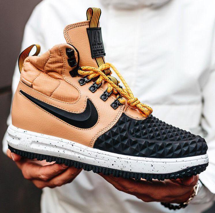 Мужские кроссовки Nike Lunar Force 1 Duckboot 17 (утепленные)
