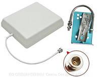 Внешняя панельная 2G/3G/4G LTE/Wi-Fi антенна TDJ-08SA 698-2700 МГц 8 дБ, фото 1