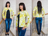 Женский модный   пиджак