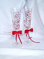 Свадебные бокалы BV039