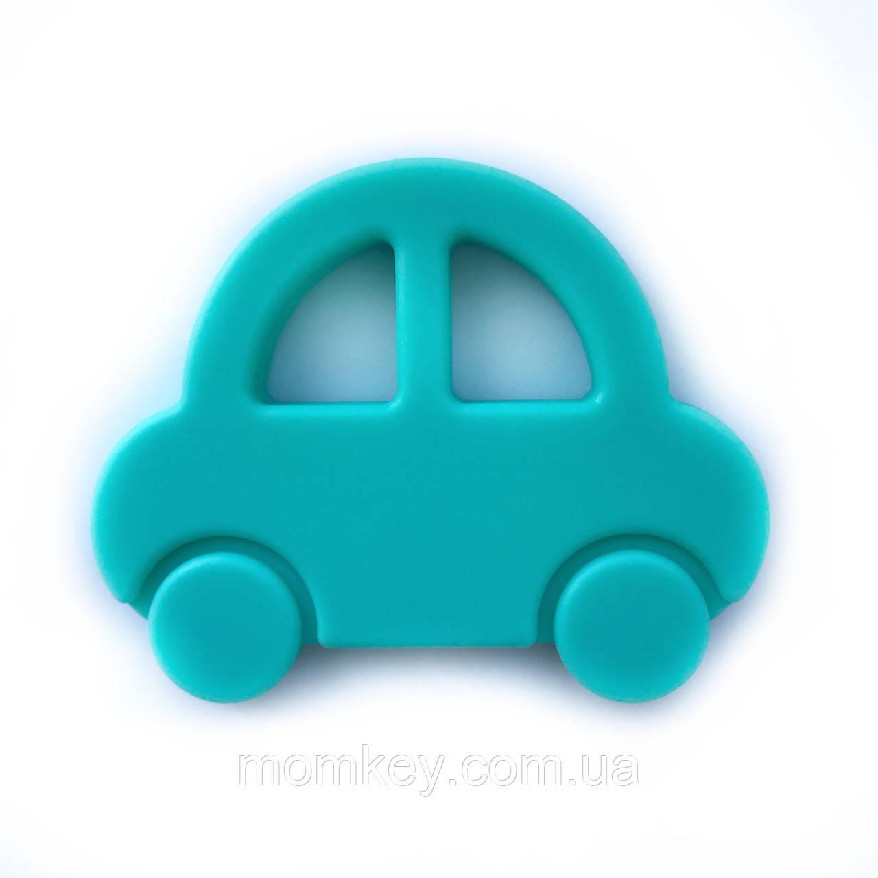 Машинка 2 (бирюза)