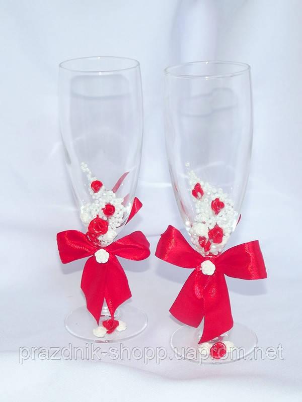 Свадебные бокалы LS040