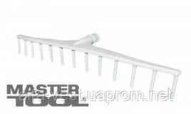 MasterTool  Грабли пластиковые 15 зуб 635*150 мм, Арт.: 14-6202