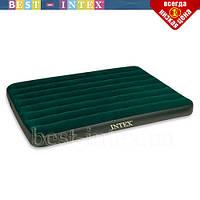 Полутороспальный надувной матрас Intex 66968