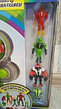 """Бен 10 """"Станция создания своих пришельцев"""" c 4 фигурками,Ben 10 Alien Creation Chamber Оригинал из США, фото 6"""