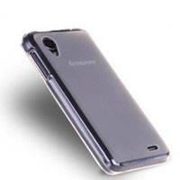 Силиконовый чехол накладка для Lenovo P770 прозрачный матовый