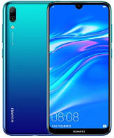 Смартфон Huawei Honor Enjoy 9 4/64GB Dual Sim Blue China ver._, 6.26 (1520х720) IPS / Qualcomm Snapdragon 450 / ОЗУ 4 ГБ / 64 ГБ встроенной + microSD