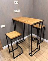 Комплект кухонной мебели в стиле лофт Usefull.