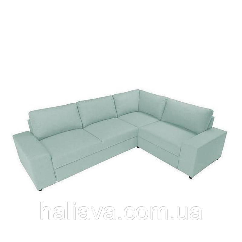 Угловой диван Liam BRW Sofa 284х89x214 (LIAM_P_2F_E_1.5BK_P) 019307, фото 1