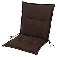 Подушка для шезлонга низкая 50х90см