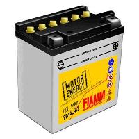 Мотоаккумулятор FIAMM 14Ah 150А FB14L-B2