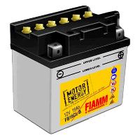 Мотоаккумулятор FIAMM 19Ah 200А FB16CL-B