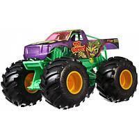 Джип Хот Вилс Монстр Трак 20 см Hot Wheels Monster Truck Test Subject Mattel GBV38