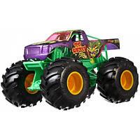 Машинка Хот Вилс Монстр-трак  20см Hot Wheels Monster Trucks Mattel FYJ83