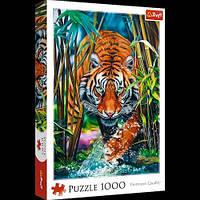 Пазл Дикий тигр, 1000 эл. (РК-719322)