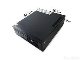 Fujitsu c710 SFF / Intel Core i5-2400 (4 ядра по 3.1GHz) / 8GB DDR3 / 500 GB HDD / AMD Radeon HD 6450 1GB / USB 3.0, фото 3