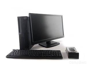 "Lenovo m83 SFF  / Intel Core i5-4440 (4 ядра по 3.1-3.3GHz) / 8GB DDR3 / 500 GB HDD / USB 3.0 + монитор Hewlett-Packard LA2205WG / 22"" / 1680x1050 /, фото 2"