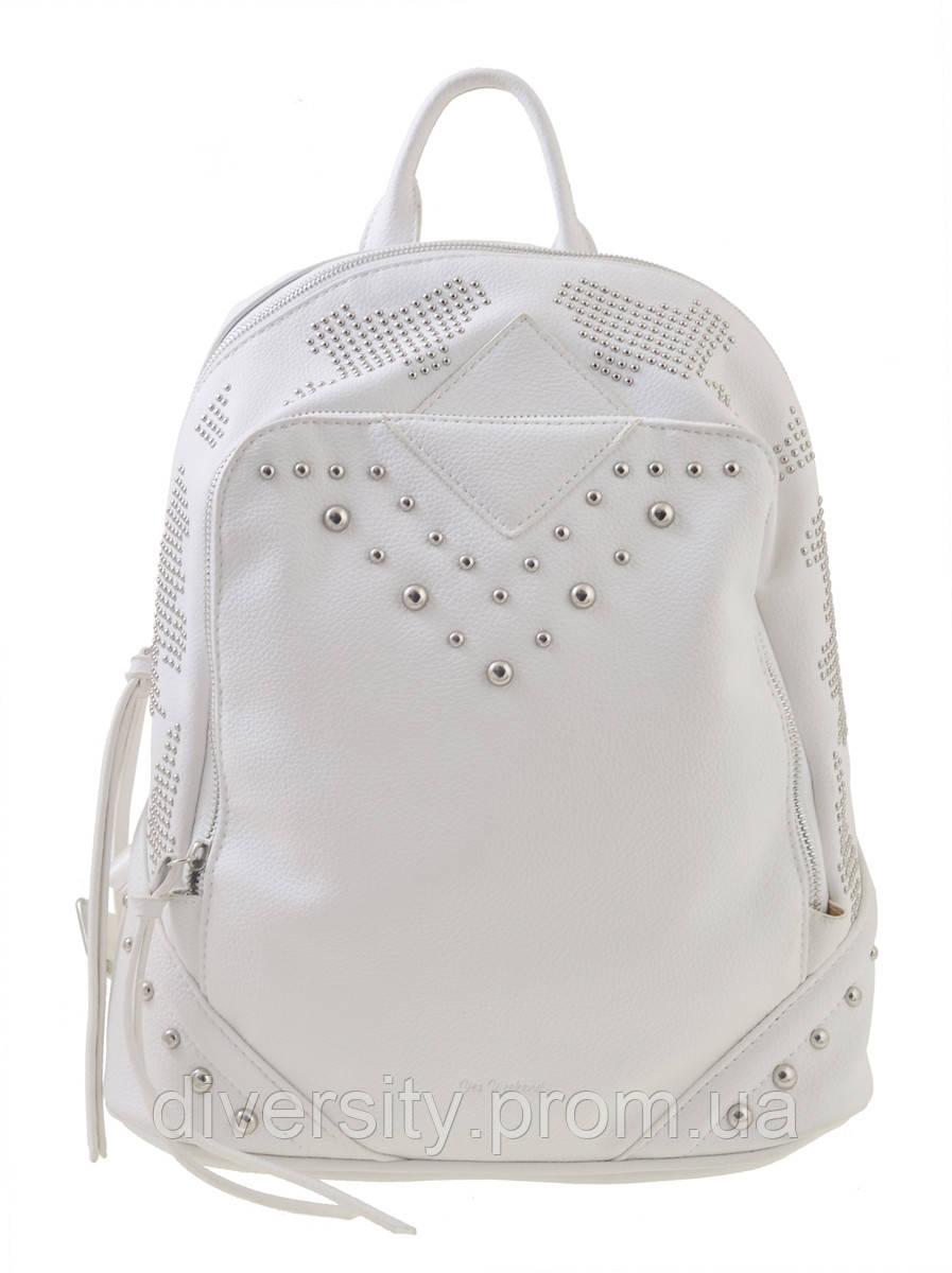 Сумка-рюкзак  YES, белый,  29*14*33см