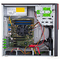 Fujitsu P720 Tower / Intel Core i7-4770s (4 (8) ядра по 3.1 - 3.9 GHz) / 12GB DDR3 / 120 GB SSD+500 GB HDD / USB 3.0, фото 3